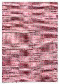 Ковер 4Living Hertta Blue/Red, синий/красный, 140x200 см