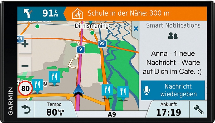 Garmin DriveSmart 61 LMT-D