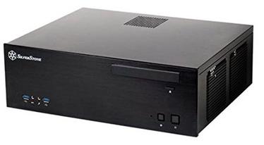 SilverStone Case Grandia Series GD04 USB 3.0 Black