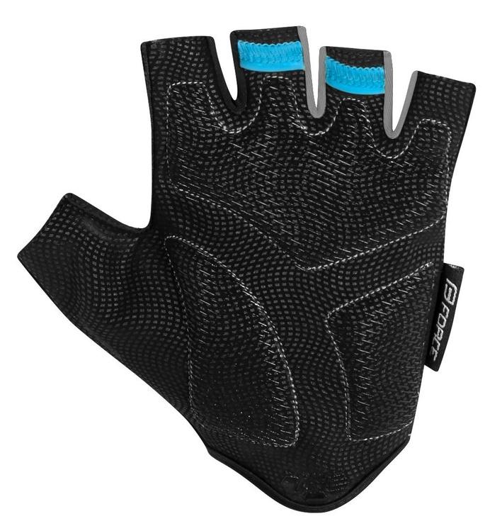 Перчатки Force Dart Short Gloves Blue Grey L