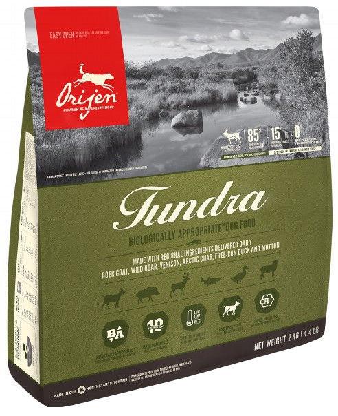Сухой корм для собак Orijen Tundra Dog Food 2kg