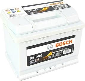 Bosch High Performance S5 006 Battery