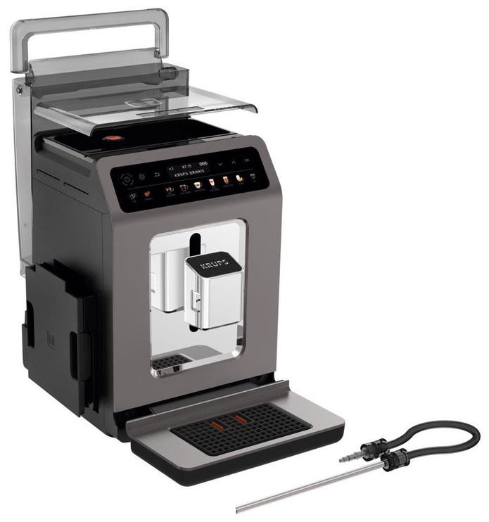 Iebūvēts kafijas automāts Krups Evidence EA895E10