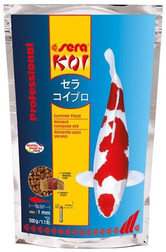 Sera KOI Professional Summer Food 500g