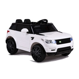 TOY ELECTRIC RIDE ON CAR HL1638 WHITE