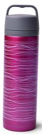 Gertuvė Fissman Double Vacuum, 350 ml rožinė