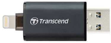 Transcend JDG Lightning 64GB Black