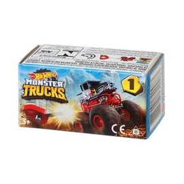 Mattel Hot Wheels Monster Trucks Mini Collection GBR24