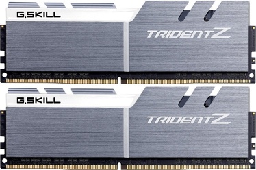 G.SKILL Trident Z Silver/White 16GB 3600MHz CL17 DDR4 KIT OF 2 F4-3600C17D-16GTZSW