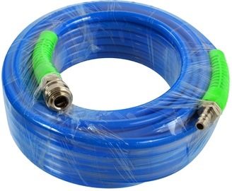 Geko Compressor Hose PU 12x8mm 15m Blue