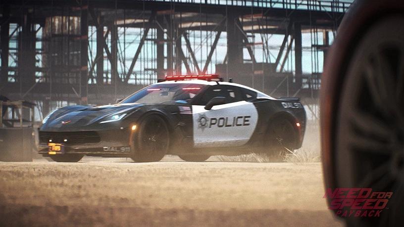 Компьютерная игра Need For Speed Payback PC