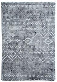 Paklājs Home4you Berta 07 Gray, 200x140 cm