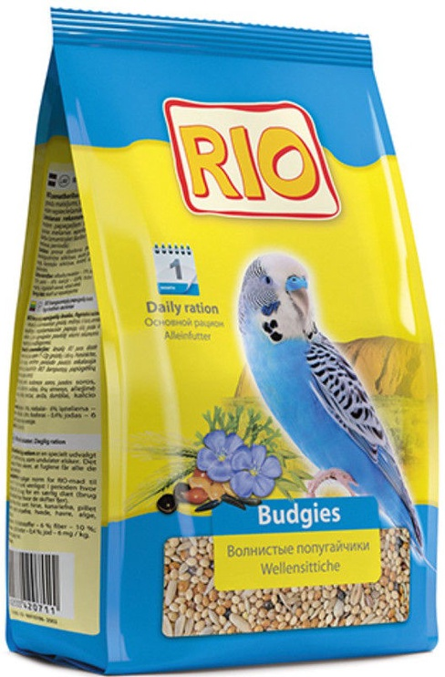 Record Rio Parrot Food 500g