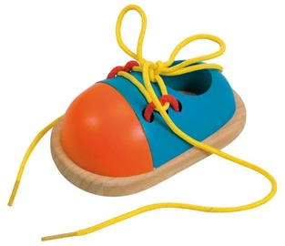 Woody Practice Shoe Educational Hand Motoric Skills 90625