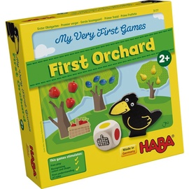 Stalo žaidimas Haba My Very First Games First Orchard