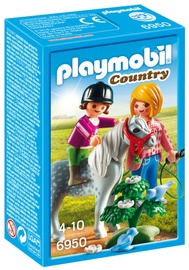 Playmobil Country Pony Walk 6950