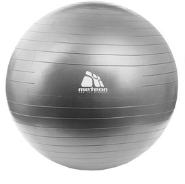 Meteor Fitness Ball 85cm Gray