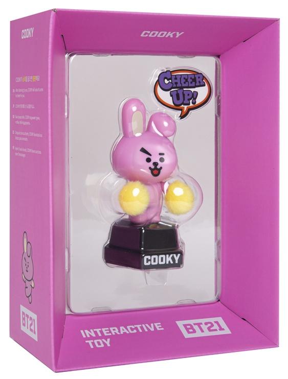 Interaktyvus žaislas Young Toys Cooky BT21, EN