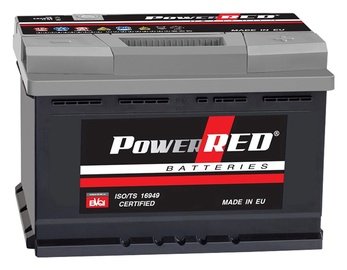 Autoaku Power Red LB4, 85 Ah, 750 A, 12 V