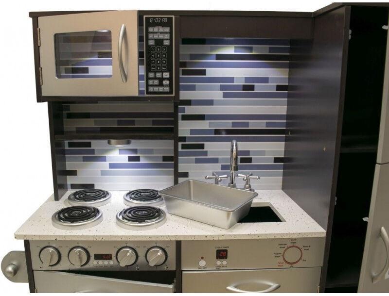 4IQ Lucja Modern Kitchen For Children