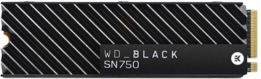 Western Digital Black SN750 NVMe 2TB With Heatsink