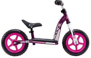 Balansinis dviratis Scool PedeX Easy 10 Violet Pink