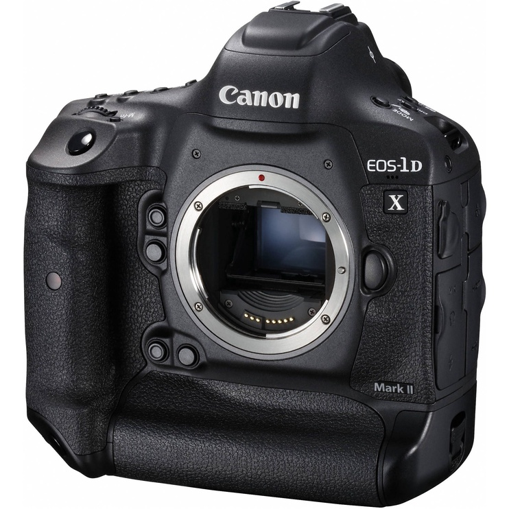 Canon EOS 1D X Mark II Black