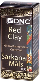 DNC Cosmetic Clay 100g Red