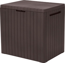 Keter City Storage Box Brown 113l
