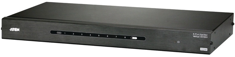 Aten HDMI Splitter 8-Port VS0108HA-AT-G