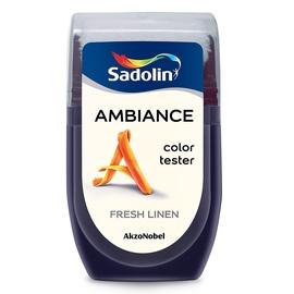 Krāsu paraugs AMBIANCE FRESH LINEN 30ML