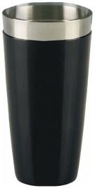 Kokteiļu šeikeris Barkonsult Boston, melna, 0.83 l