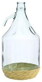 Stiklinis vyno indas Biowin, 5 l