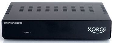Xoro SAT IP Server 8100 Black