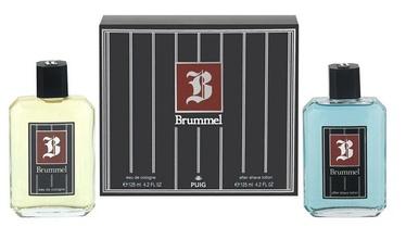 Набор для мужчин Antonio Puig Brummel 125 ml EDC + 125 ml Aftershave Lotion