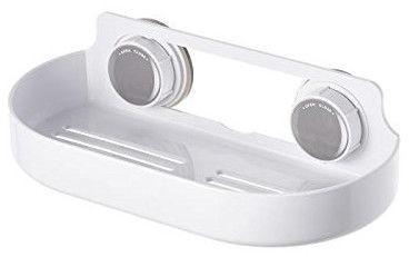 Ridder Shower Shelf White 220mm