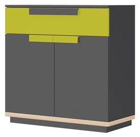 Szynaka Meble Wow 06 Drawer 95x89x41cm Grey
