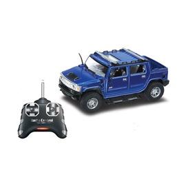 Žaislinė mašina valdoma radijo bangomis, mėlyna