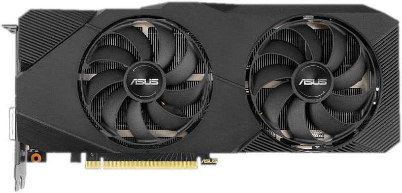 Asus Dual GeForce RTX 2060 Super EVO V2 Advanced Edition 8GB GDDR6 PCIE DUAL-RTX2060S-A8G-EVO-V2