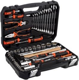 Avtodelo Professional Tool Kit 90pr 1/2 DR 1/4