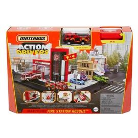 Автомобильная трасса Matchbox HBD76