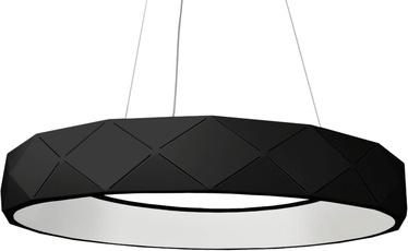 Light Prestige Reus Ceiling Lamp 36W LED Black