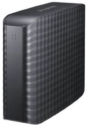 "Samsung 3.5"" D3 Station 4TB Black"