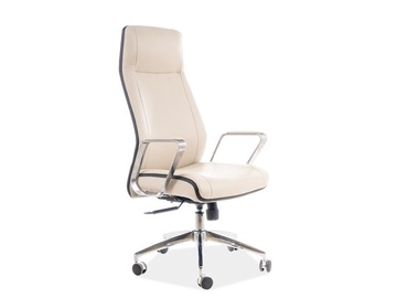 Signal Meble Q-321 Office Chair Beige