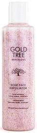 Veido odos šveitiklis Gold Tree Rose Face Exfoliator, 200 ml