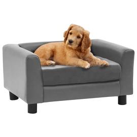 Кровать для животных VLX Lova, серый, 600x430 мм