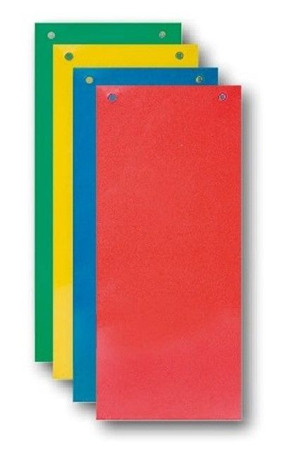 SMLT Document Divider 50pcs Blue
