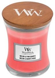 WoodWick Melon & Pink Quartz Candle 85g