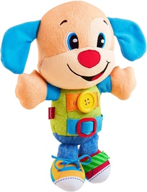 Интерактивная игрушка Fisher Price Laugh & Learn Learn To Dress Puppy FBP23