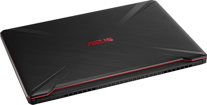 ASUS TFU FX705GD Black/Red FX705GD-EW129T